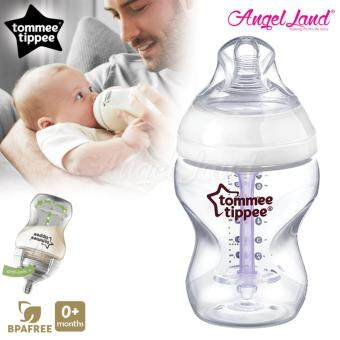 Harga Tommee Tippee Closer To Nature Anti Colic Plus 260ml Bottle 421136/38