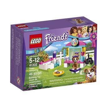 Harga 41302 LEGO FRIENDS PUPPY PAMPERING-17