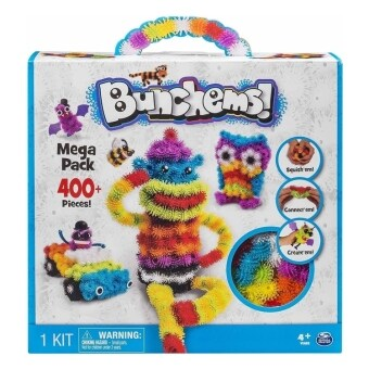 Harga Bunchems Mega Pack Dreamslink Kids Art Models Building Blocks Assembling Toy Block Puzzle Pieces Sets