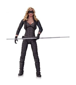 Harga DC Comics Arrow Black Canary Action Figure