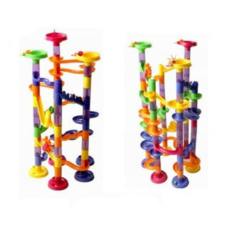 Harga Marble Run Race Children Building Construction Blocks Creative Game