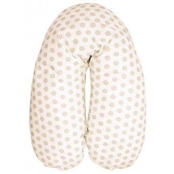 Harga Candide Pregnancy and Maternity Pillow Beige Dots