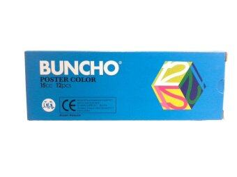 Harga BUNCHO POSTER COLOR (12 COLORS)