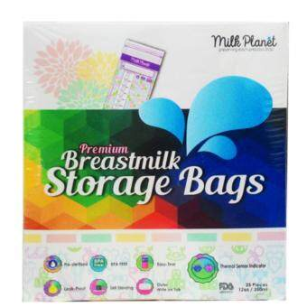 Harga Milk Planet Premium Breastmilk Storage Bags 12oz