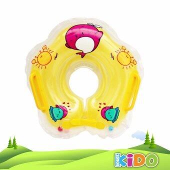 Harga Kido House - Baby Aids Infant Swimming Neck Float Ring Safety (Random Colour)