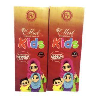 Harga iv Mist KIDS Aromatic Nano Bio Oil 6 ml - Pack of 2