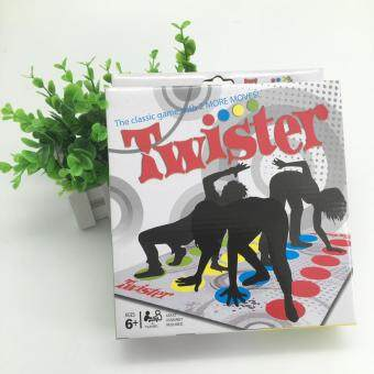 Harga NaVa Twister Body Twist Family Children Fun Game