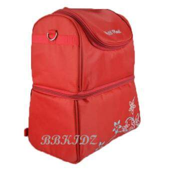 Harga Milk Planet Elegance Cooler Bag (RED)