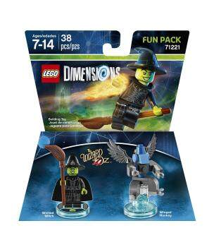 Harga Lego Dimensions 71221 Fun Pack: Wicked Witch