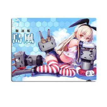 Harga ADP New Shimakaze Kai - Kantai Collection Anime Gaming Mouse Pad Deluxe Multipurpose Playmat GZFP04