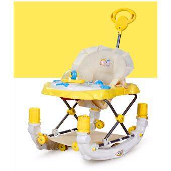 Harga BBH 3290D 3 in 1 Baby Walker (Yellow)