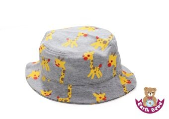 Harga Earth Bebe's Hat Grey