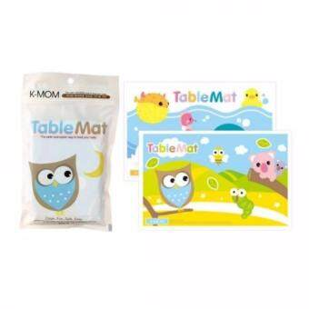 Harga K-MOM - DISPOSABLE TABLE MAT (20PCS)