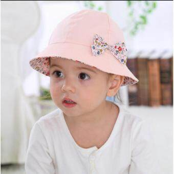 Harga Good Service Baby Toddler Girl's Cute Butterfly Sun Hat