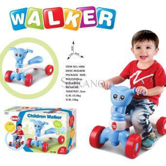 Harga SOKANO Children Walker Bike- Blue