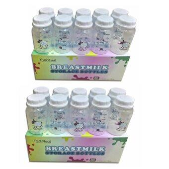 Harga Milk Planet Breastmilk Storage Bottles Twin Pack