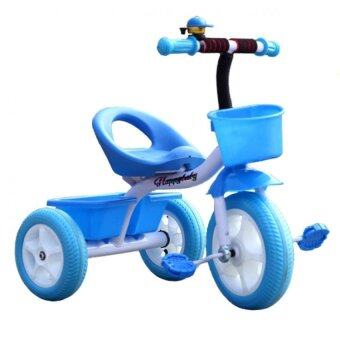 Harga SOKANO T003 Cutie Kid Tricycle- Blue