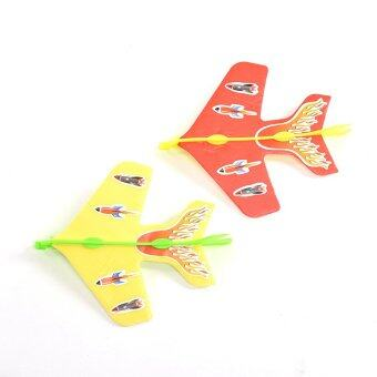 Harga LED Light Arrow Plane Flying Fun Toy