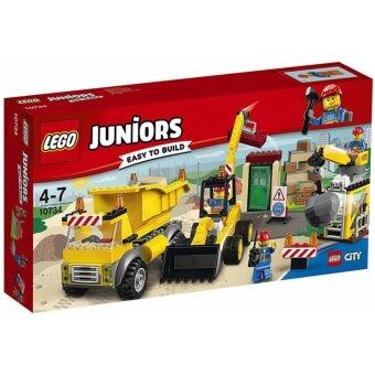 Harga LEGO Juniors 10734 - Demolition Site