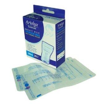 Harga Arielyx Essentials Breast Milk Storage Bags With Thermal Sensor 25pcs