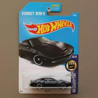 Harga 2017 Hot Wheels K.I.T.T. (Knight Rider)