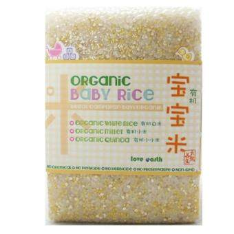 Harga Love Earth Organic Baby Rice (Quinoa) -900g