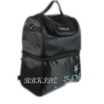 Harga Milk Planet Elegance Cooler Bag (BLACK)