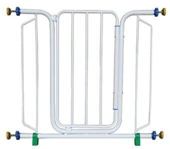 Harga LittleOneBaby Safety Security Baby Gate Model 181 No Extension Fit 86-94cm