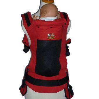 Harga Bobita SSC Ergonomic Baby Carrier (Red)