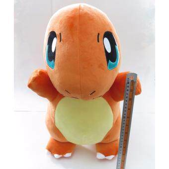 Harga Pokemon Monster Plush Toys Charmander Doll Toys Big Size [50cm]