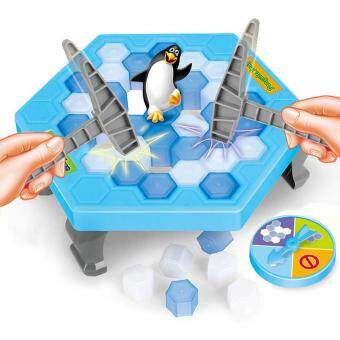 Harga 2 players Hammer hits penguin ice-breaking games