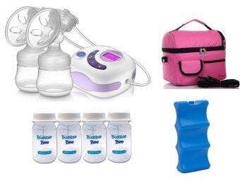 Harga Autumnz - SERENE Convertible Double Electric Breastpump Package