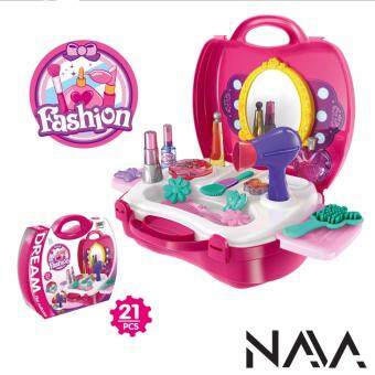 Harga NaVa Children Pretend Play Fun Fashion 21 PCS Educational Playset