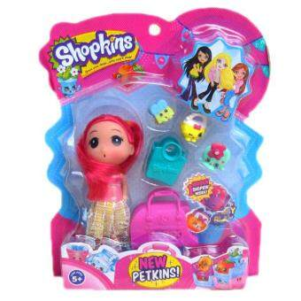 Harga Shopkins Playsets with Doll A