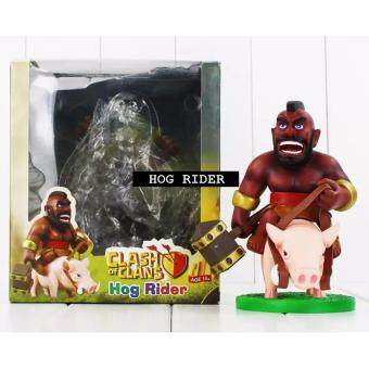 Harga Clash Royale Figures Hog Rider