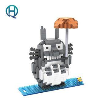 Harga Mini Nano Blocks LOZ Building Blocks My Neighbor Totoro Action Figure Diamond Blocks Compatible Legoelieds 9509