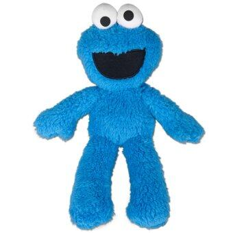 Harga Sesame Street Cookie Monster (Blue)