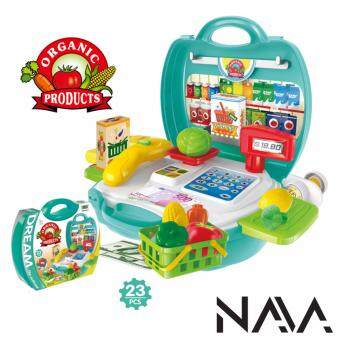 Harga NaVa Children Pretend Play Fun Organic 23 PCS Educational Playset