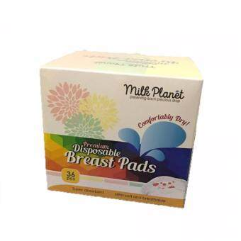 Harga Milk Planet Disposable Breast Pads (36pcs)