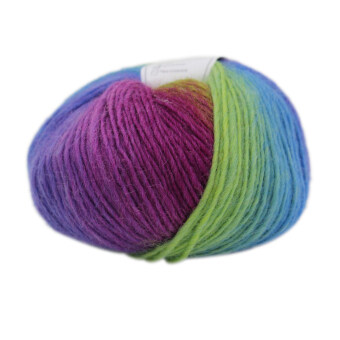 Harga MagiDeal Wool Knitting Thread Fingering Crochet Yarn Dyed #9