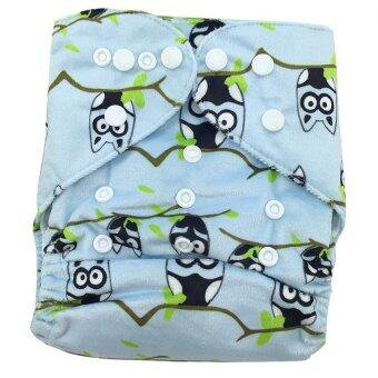Harga Washable Cloth Nappy Baby Diaper + Baby Reusable Diapers Bamboo Eco Cotton Diapers Nappy M26