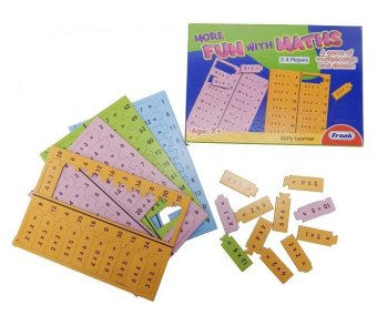 Harga Frank More Fun With Maths