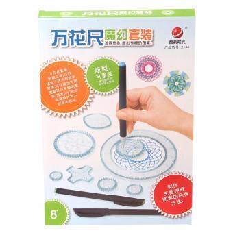 Harga The Spirograph Deluxe Set