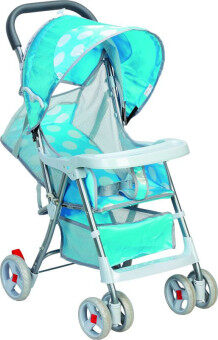 Harga BBH 186 Premium Light Stroller (BLUE)