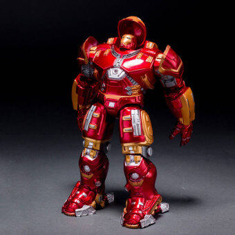 Harga Marvel Avengers Ultron Iron Man Buster Collection Model Action Figures