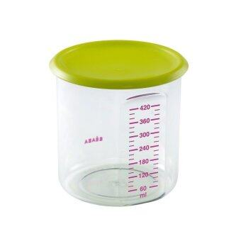 Harga BEABA 500 ml food jar Maxi+ Portion Green
