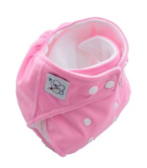 Harga Amart Baby Nappy Cloth Adjustable Diapers Soft Covers Diaper Pink