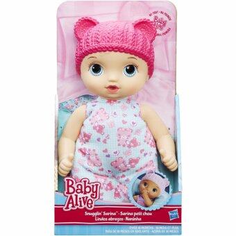Harga Baby Alive Snugglin Sarina Light Skin*