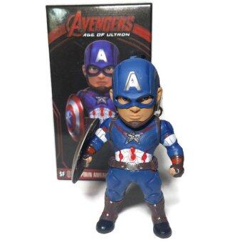 Harga Captain America Mini Collectible Action Figure