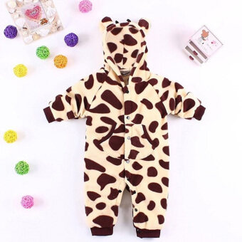 Harga PAlight Fancy Animal Baby Romper Toddler Costume (Giraffe)